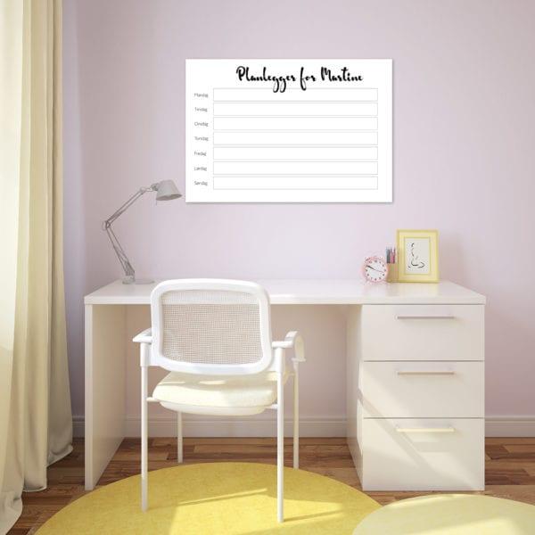 Planlegger fra Presis Digitalprint
