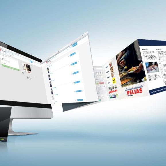 web-to-print fra Presis